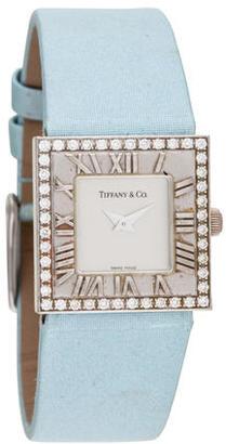 Tiffany & Co. 18K Atlas Watch $2,195 thestylecure.com