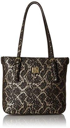 Anne Klein Perfect Small Shopper Tote Bag $35.96 thestylecure.com