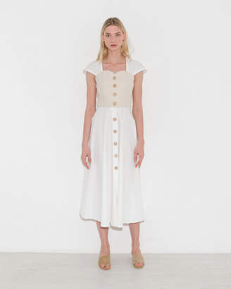 Maryam Nassir Zadeh Seville Dress