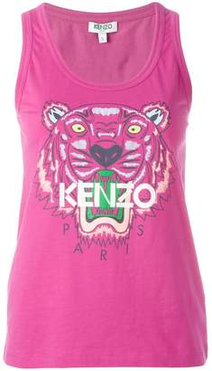 Kenzo Tiger tank top
