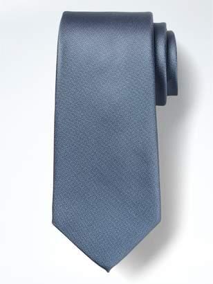 Banana Republic Oxford Silk Nanotex Tie