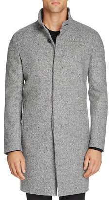 Theory Belvin Button-Front Topcoat - 100% Exclusive