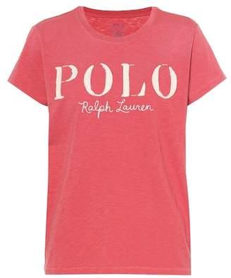 Polo Ralph Lauren Cotton logo T-shirt