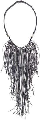 Fabiana Filippi fringe strand necklace