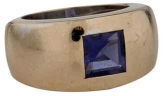 Chaumet 18K Iolite Ring