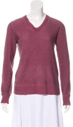 Dolce & Gabbana Cashmere Long Sleeve Top