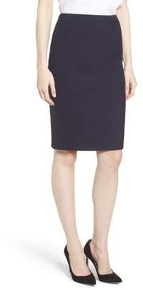 BOSS Venina Patchwork Pencil Skirt