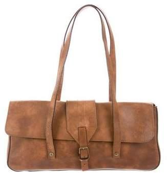 Celine Distressed Leather Bag