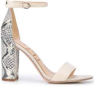 Sam Edelman yaro snake sandals