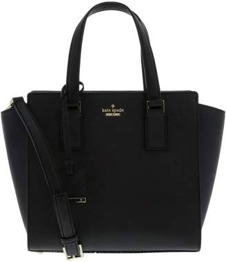 Kate Spade Women's Small Cameron Street Hayden Bag Leather Top-Handle