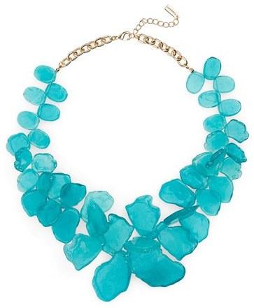 Women's Baublebar 'Seaglass' Bib Necklace