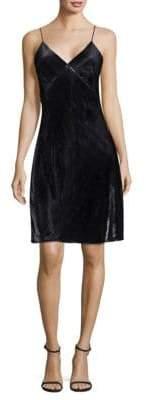 Bailey 44 Velvet Strappy Slip Dress