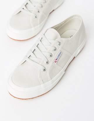 80415c4e939 Superga Cotu Classic 2750 Gray Canvas Sneakers