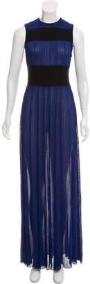 Christian Dior Sleeveless Evening Dress