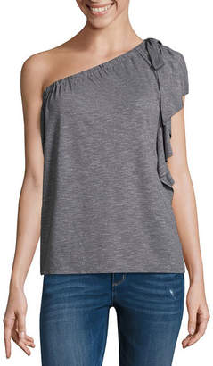 A.N.A ONE SHOULDER TOP
