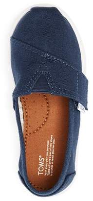 Toms Girls' Classic Canvas Flats - Baby, Walker, Toddler