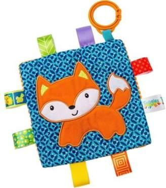 Taggies Crinkle Fox Soft Toy