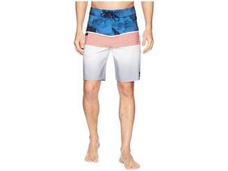 Quiksilver Highline Lava Division 20 Boardshorts Men's Swimwear