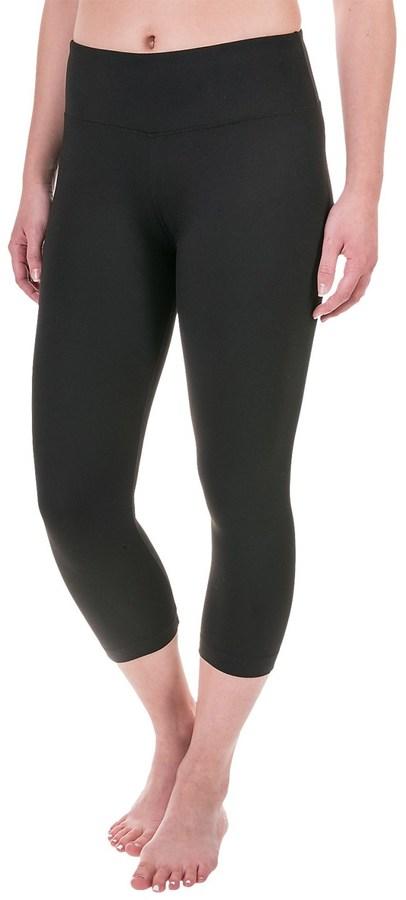 Marika Balance Collection Basic Flat-Waist Capris (For Women)