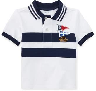 Ralph Lauren Featherweight Mesh Polo Shirt