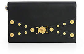 Versace Women's Icon Leather Evening Clutch