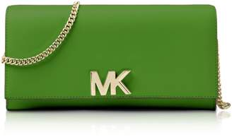 Michael Kors Mott Leather Chain Wallet