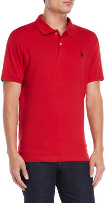 U.S. Polo Assn. Short Sleeve Slim Fit Polo