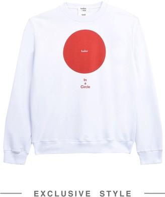 Kolor x YOOX Sweatshirts