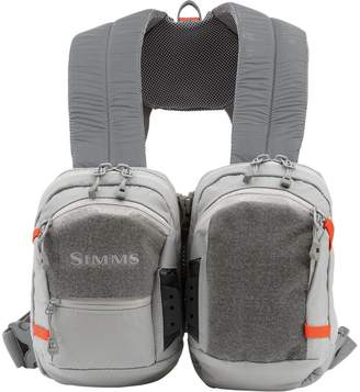 Fly London Simms Waypoints Dual Chest Pack