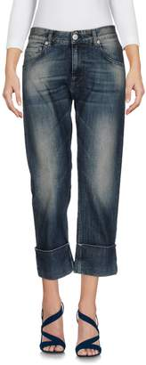 Care Label Denim capris