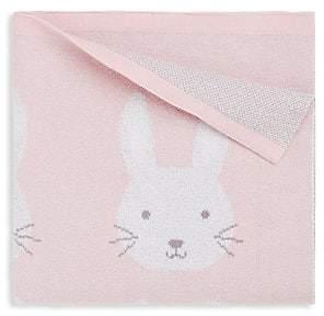Elegant Baby Baby's Pink Bunny Blanket