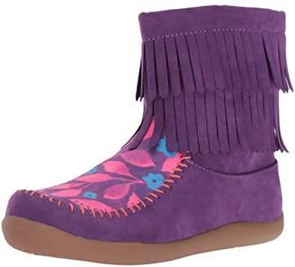 CHOOZE Girls' Fringe Boot