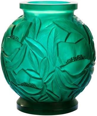 Daum Empreinte Vase