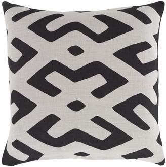 """Art of Knot Rigault 22"""" x 22"""" Pillow Cover"""
