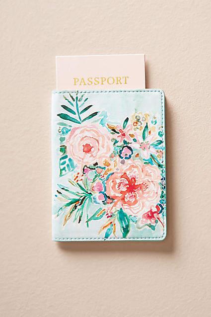 BARBARIAN by Barbra Ignatiev Wild At Heart Passport Holder
