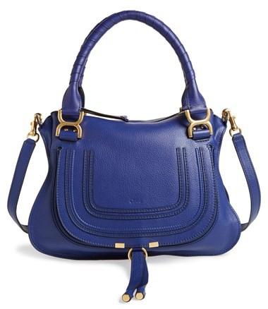 Chloé 'Medium Marcie' Leather Satchel