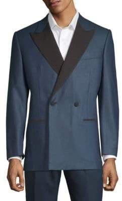 Slim-Fit Contemporary Dress Suit