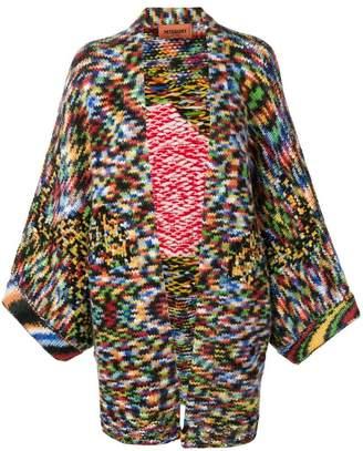 Missoni oversized cardigan