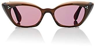 Oliver Peoples Women's Bianka Sunglasses - Brown