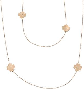 Cosanuova Clover Station Necklace