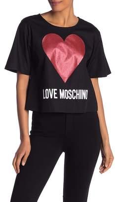 Love Moschino Corta Blusa