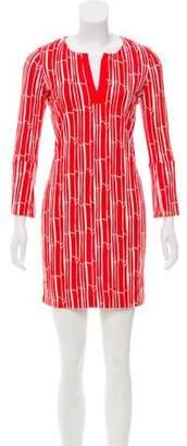 Diane von Furstenberg New Reina Two Silk Dress