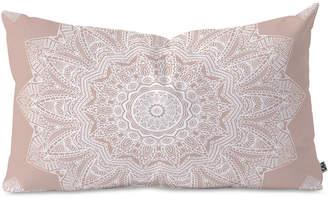Deny Designs Monika Strigel Serendipity Rose Oblong Throw Pillow