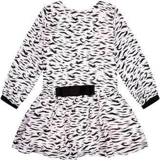 Givenchy Cat Print Dress