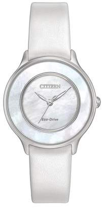 Citizen Women's Eco-Drive Circle Of Ladies Watch, 30mm