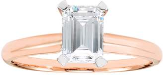Evergreen Diamonds 1 Carat T.W. IGL Certified Lab-Created Diamond Solitaire Engagement Ring