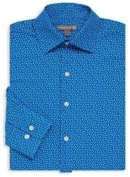 Peter Millar Regular-Fit Printed Shirt