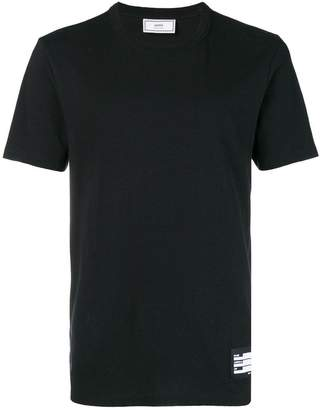 Ami Alexandre Mattiussi T-Shirt With Name Tag