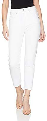 James Jeans Women's Donna High Rise Mom