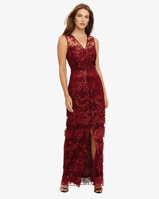 Phase Eight Jolene Sequin Lace Dress